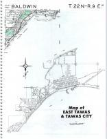 Map Image 018, Iosco County 1988